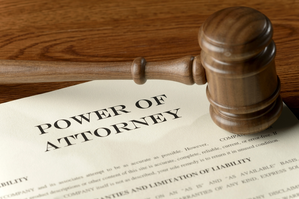 Should an individual opt for a lasting power of attorney