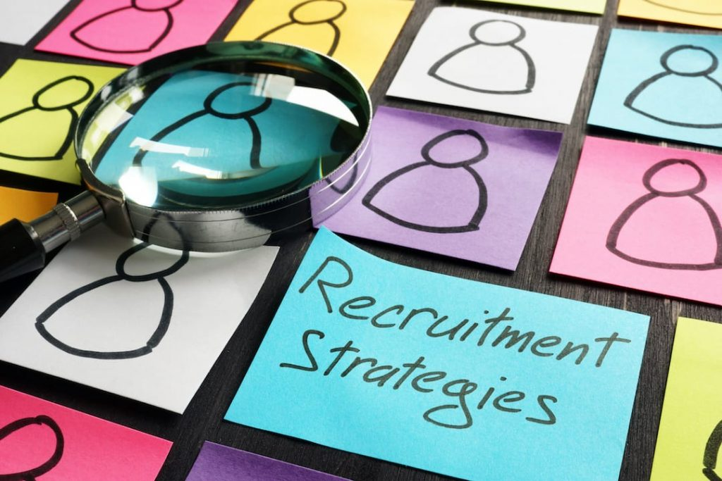 Best recruitment strategies for experienced employees