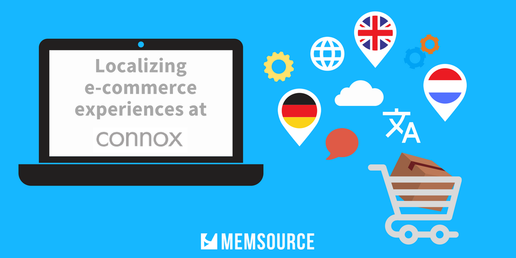 How is E-commerce Localization Connected with Translation Services?